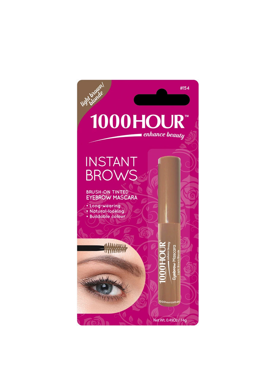 1000 Hour Instant Brows Light Brown/Blonde - Life Pharmacy St Lukes