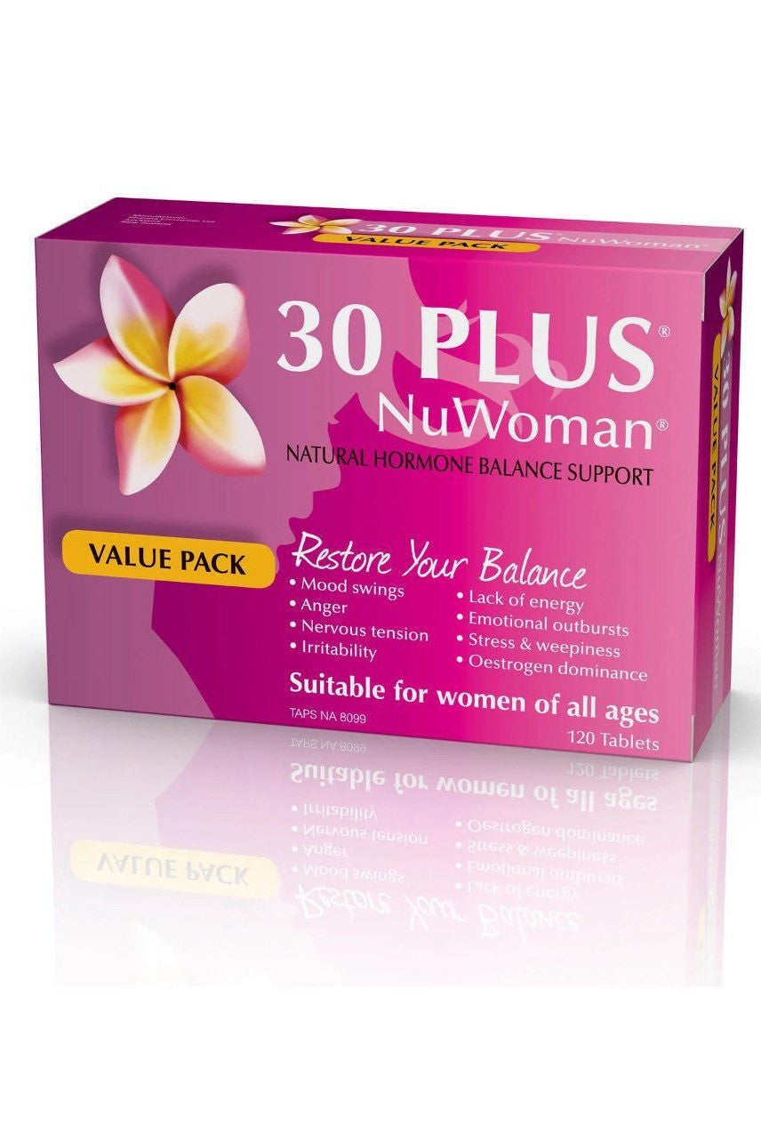 30 Plus NuWoman 120tabs - Life Pharmacy St Lukes