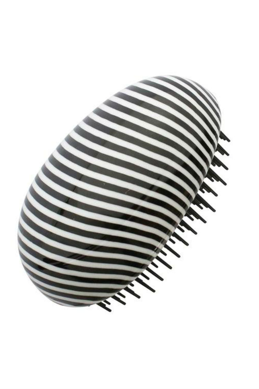 MAE 40-4502 Brush D-Tangler Egg Stripes - Life Pharmacy St Lukes