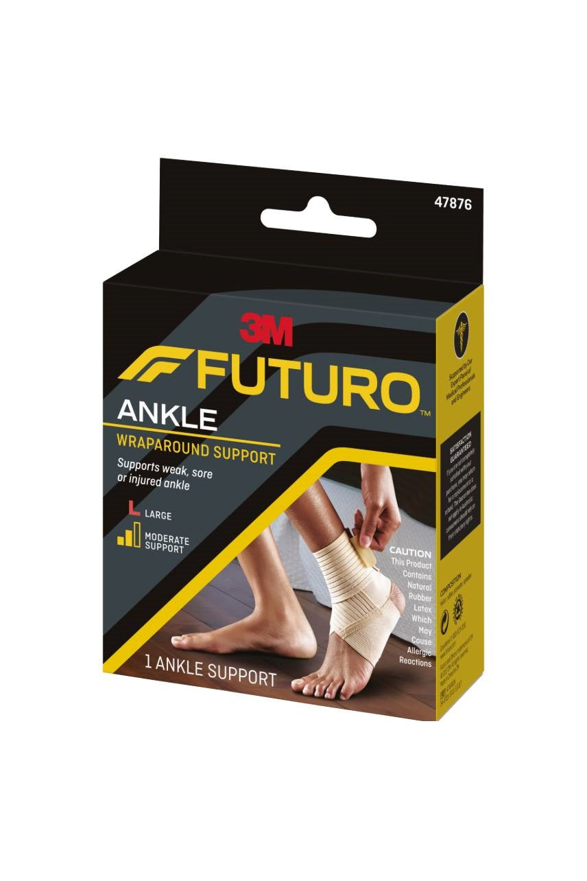 FUTURO Wrap Around Ankle Support Large - Life Pharmacy St Lukes