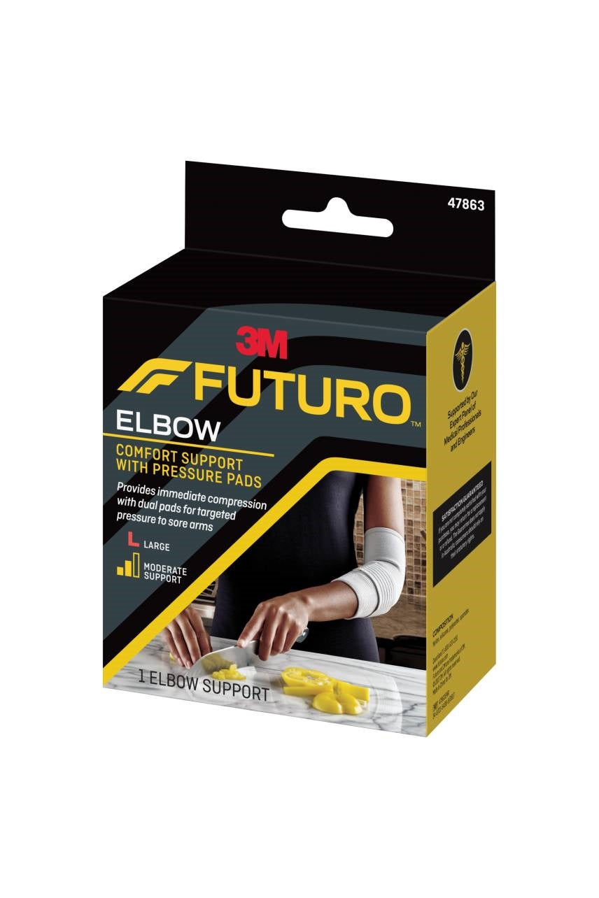 FUTURO Padded Elbow Support Large - Life Pharmacy St Lukes