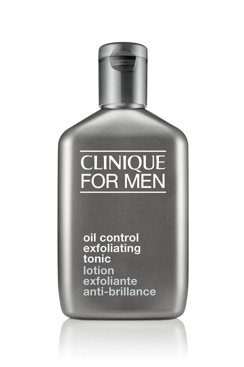 CLINIQUE For Men Oil-Control Exfoliating Tonic 200ml - Life Pharmacy St Lukes