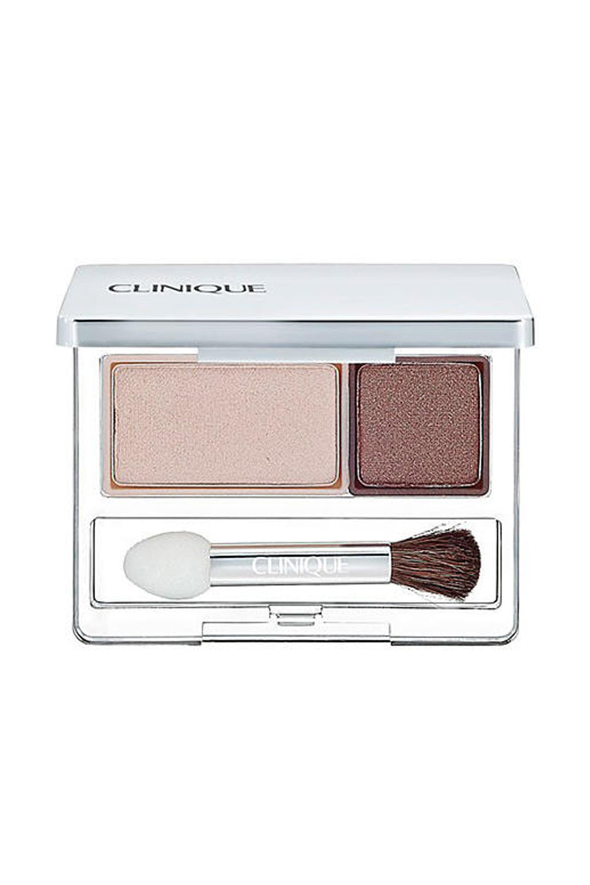 CLINIQUE All About Shadow Duo Like Mink 2.2g - Life Pharmacy St Lukes