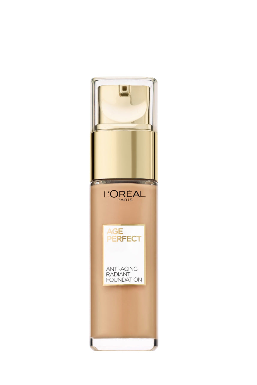 L'Oreal Age Perfect Foundation 180 Golden Beige - Life Pharmacy St Lukes