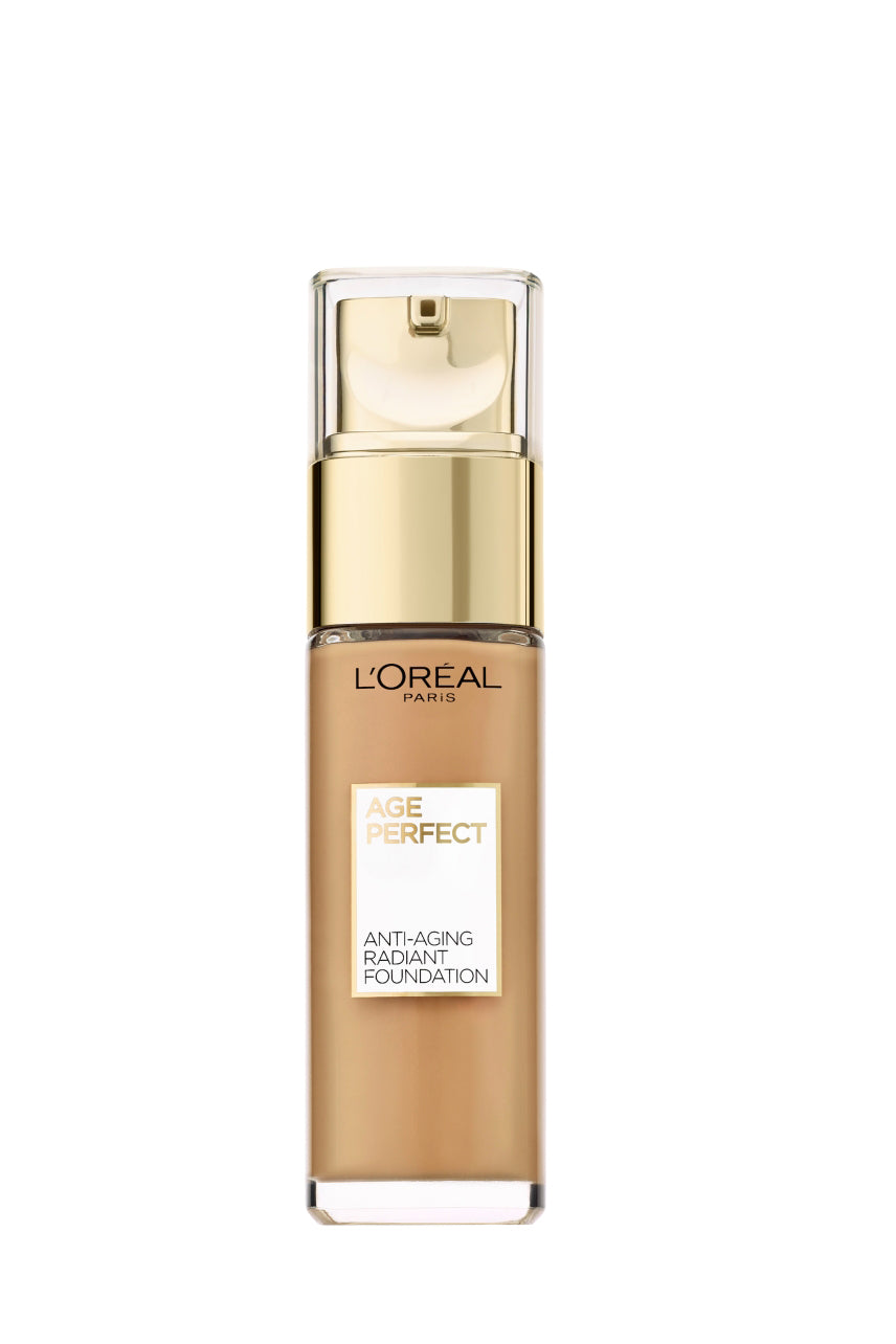 L'Oreal Age Perfect Foundation  380 Golden Honey - Life Pharmacy St Lukes