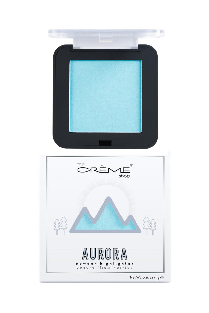 THE CRÈME SHOP Aurora Powder Highlighter in Moonshine - Life Pharmacy St Lukes