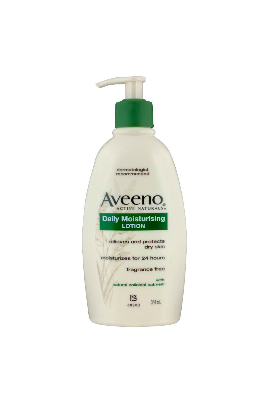 AVEENO Daily Moist Lotion 354ml - Life Pharmacy St Lukes