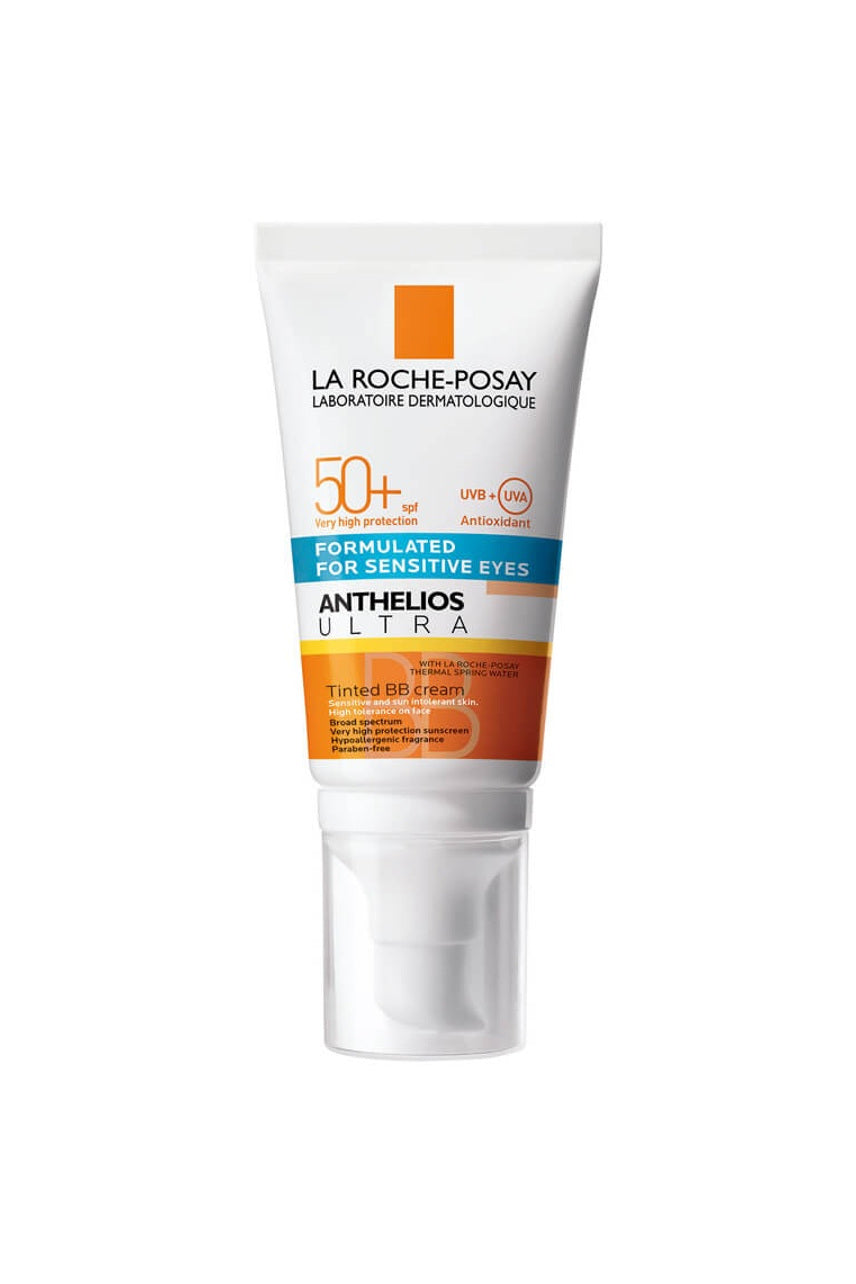 LA ROCHE-POSAY Anthelios Ultra Comfort Tinted BB Cream SPF50+ 50ml - Life Pharmacy St Lukes
