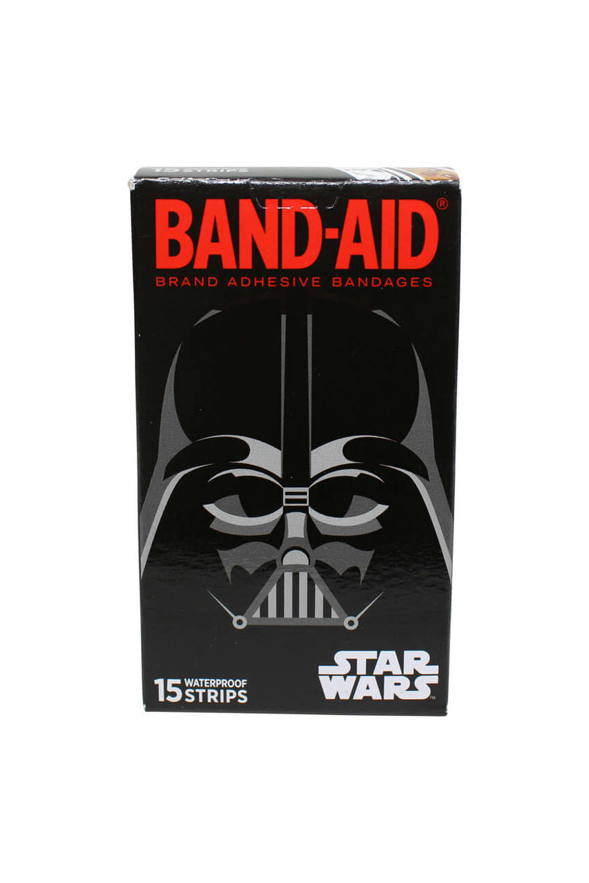 BANDAID Character Strip Star Wars 15s - Life Pharmacy St Lukes