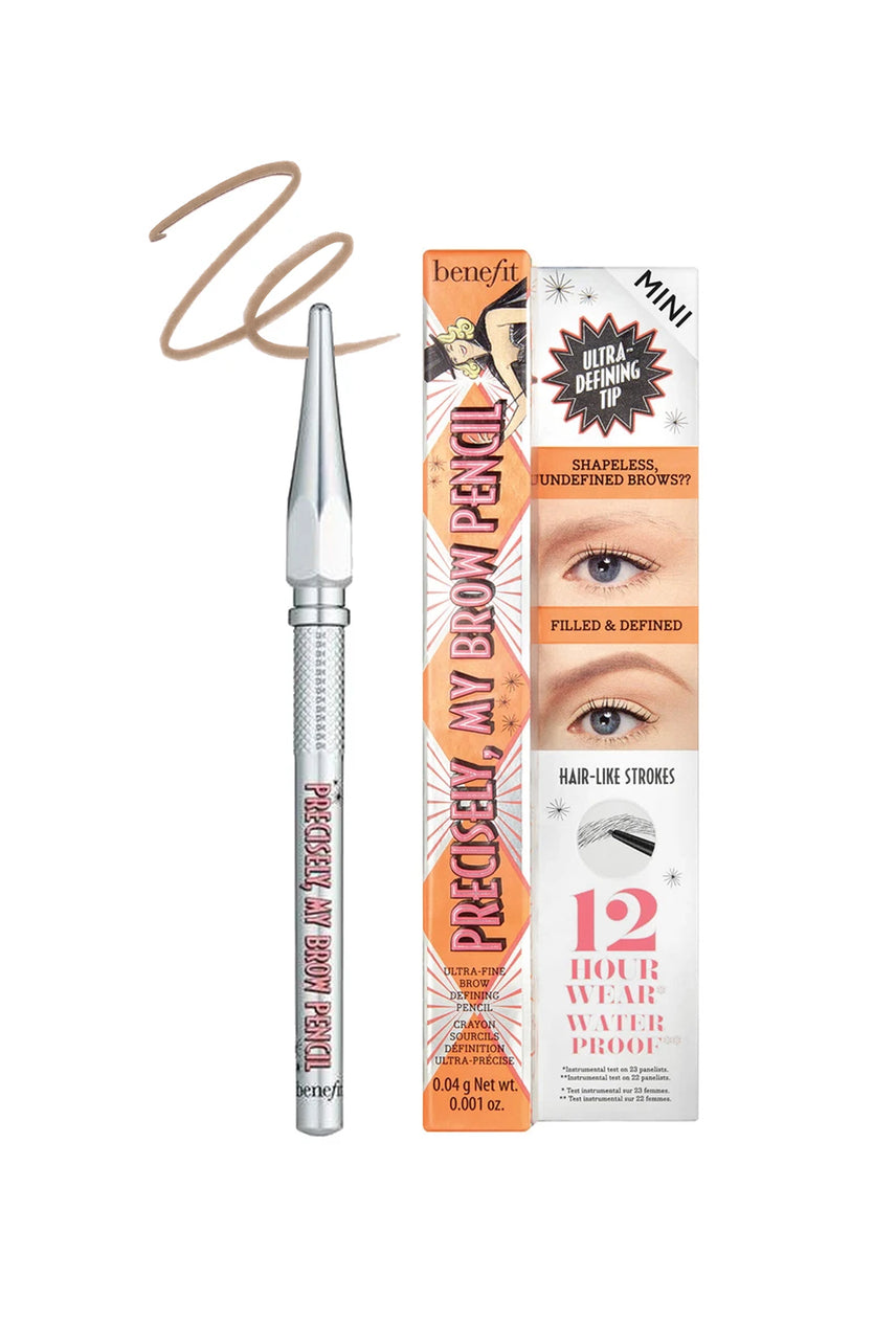 BENEFIT Precisely My Brow Pencil 2.5 Neutral Blonde Mini .04g - Life Pharmacy St Lukes
