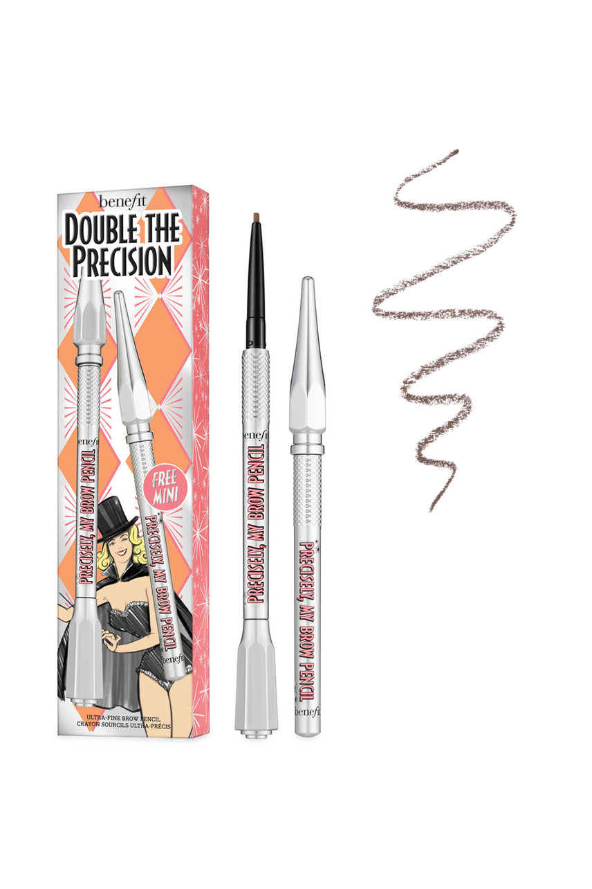 BENEFIT Double the Precision 3.75 Warm Medium Brown - Life Pharmacy St Lukes