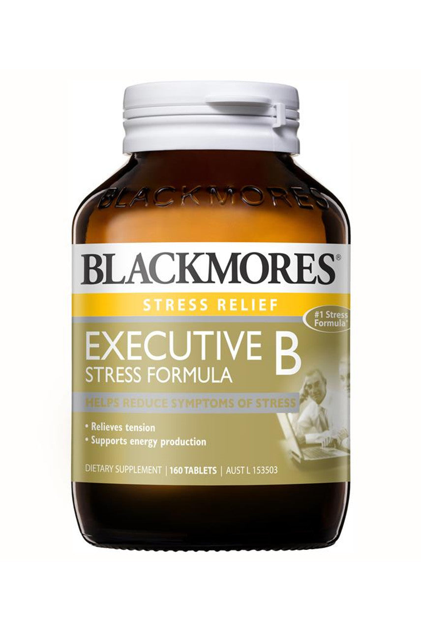 BLACKMORES Executive B Stress 160tabs - Life Pharmacy St Lukes
