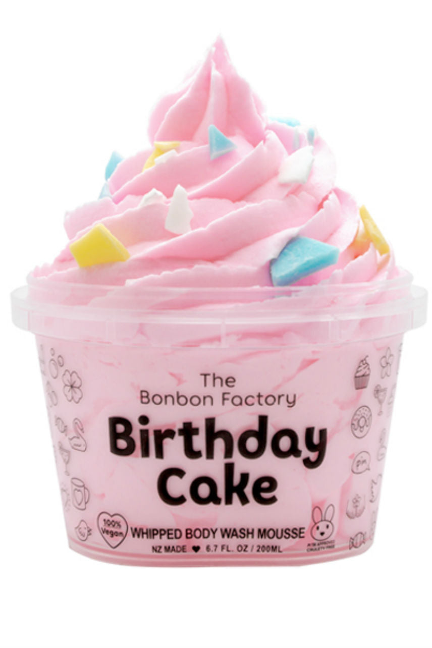 BONBON Birthday Cake Body Wash 200ml - Life Pharmacy St Lukes