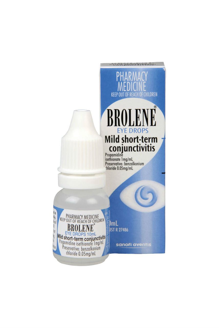BROLENE Eye Drops 10ml - Life Pharmacy St Lukes