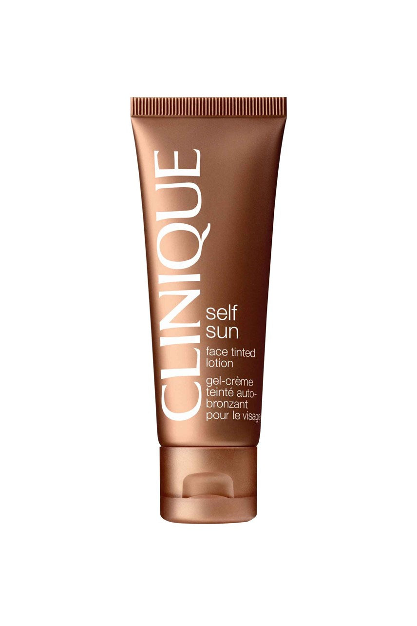 CLINIQUE Self Sun Face Tinted Lotion 50ml - Life Pharmacy St Lukes