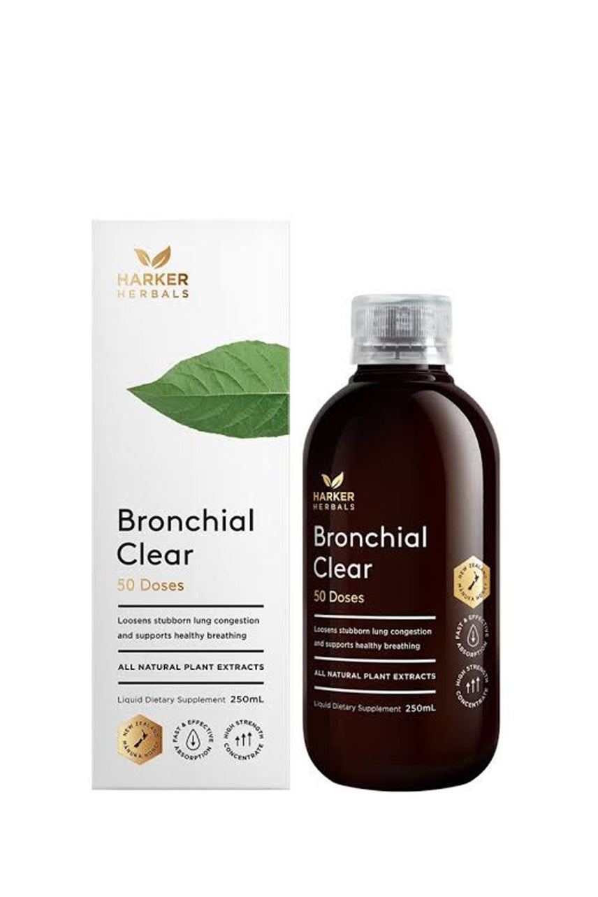 Harker Herbals  Bronchial Clear 250ml - Life Pharmacy St Lukes