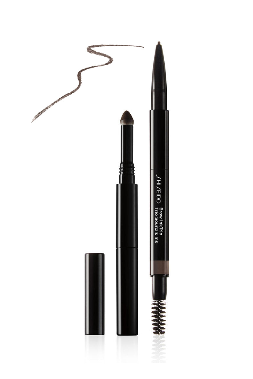 SHISEIDO  Brow InkTrio 03 Deep Brown - Life Pharmacy St Lukes