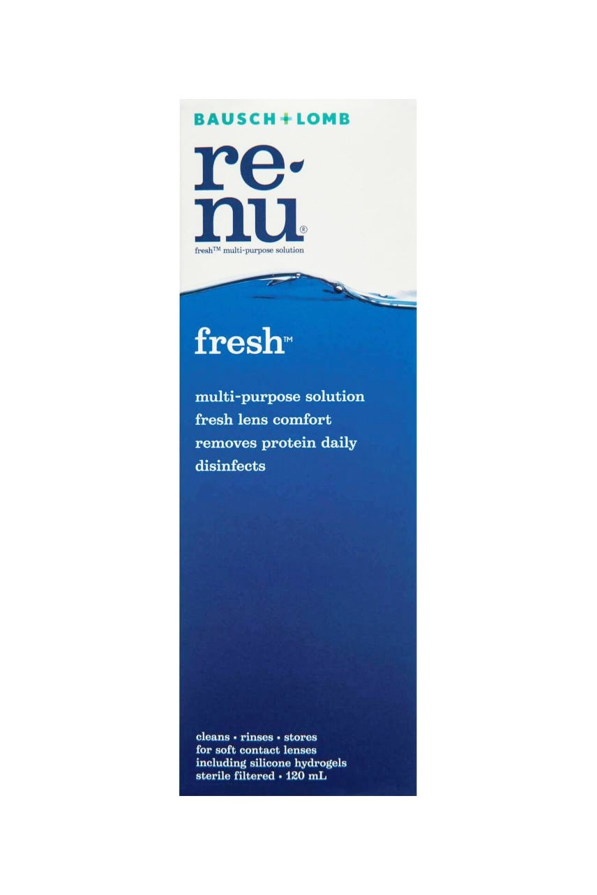 RENU Fresh Multi-Purpose Solution 120ml - Life Pharmacy St Lukes