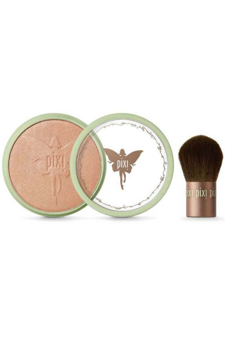 PIXI Beauty Bronzer +Kabuki Brush Suntouched - Life Pharmacy St Lukes