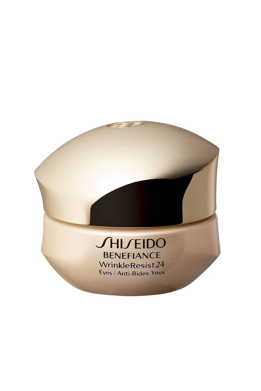 SHISEIDO Benefiance WrinkleResist24 Intensive Eye Contour Cream 15ml - Life Pharmacy St Lukes
