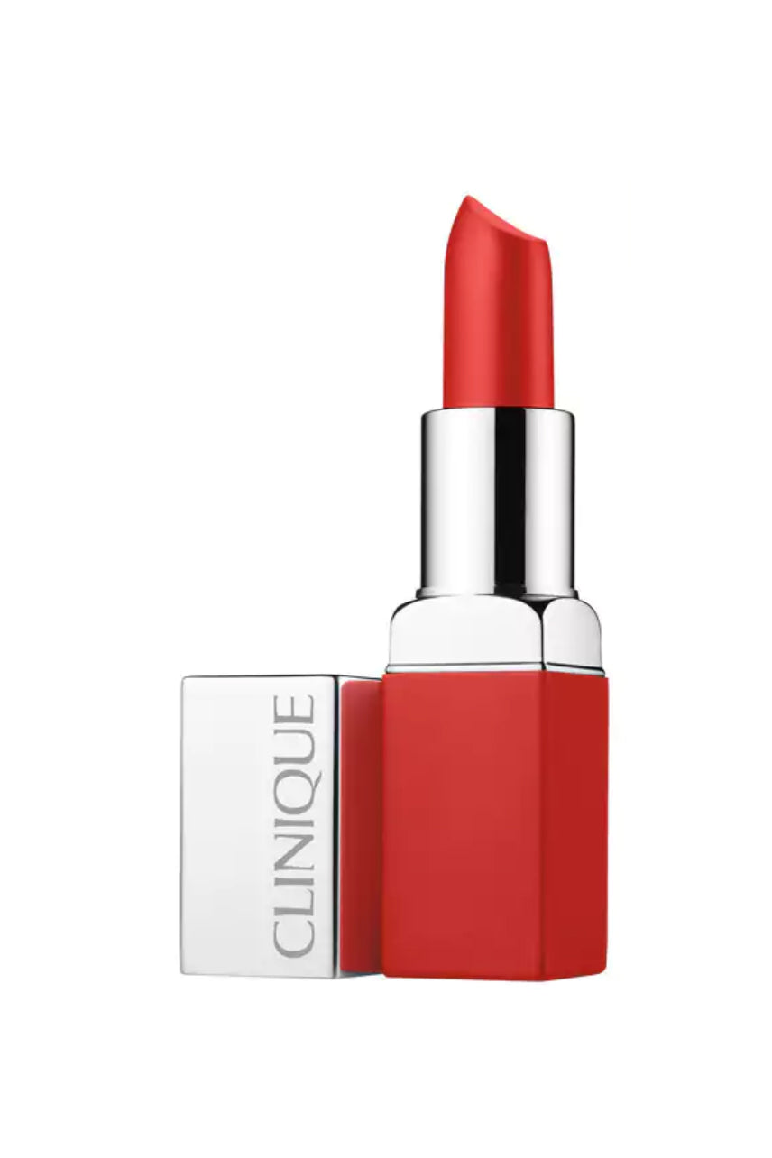 CLINIQUE Pop Matte Lipstick Ruby Pop - Life Pharmacy St Lukes