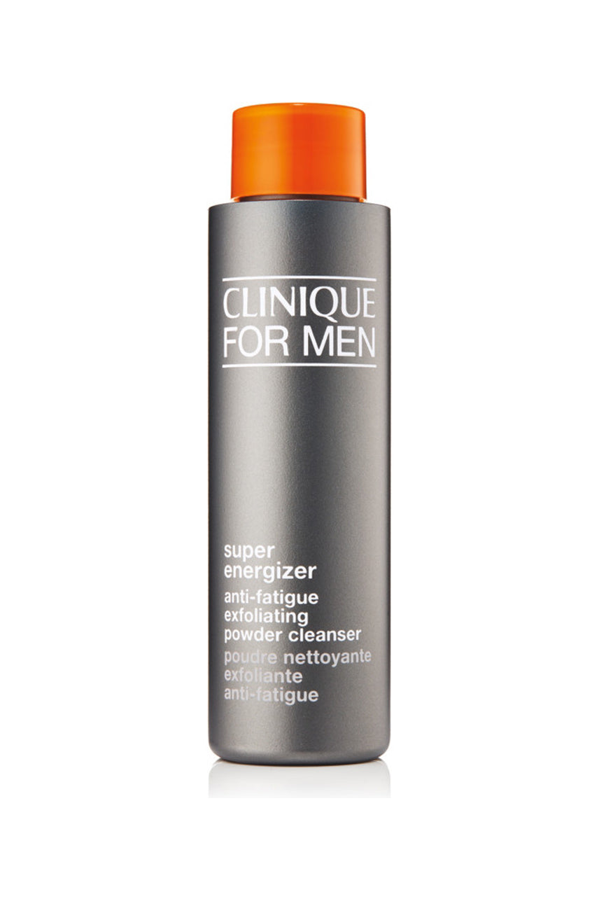 CLINIQUE For Men Super Energizer™ Anti-Fatigue Exfoliating Powder Cleanser 50g - Life Pharmacy St Lukes