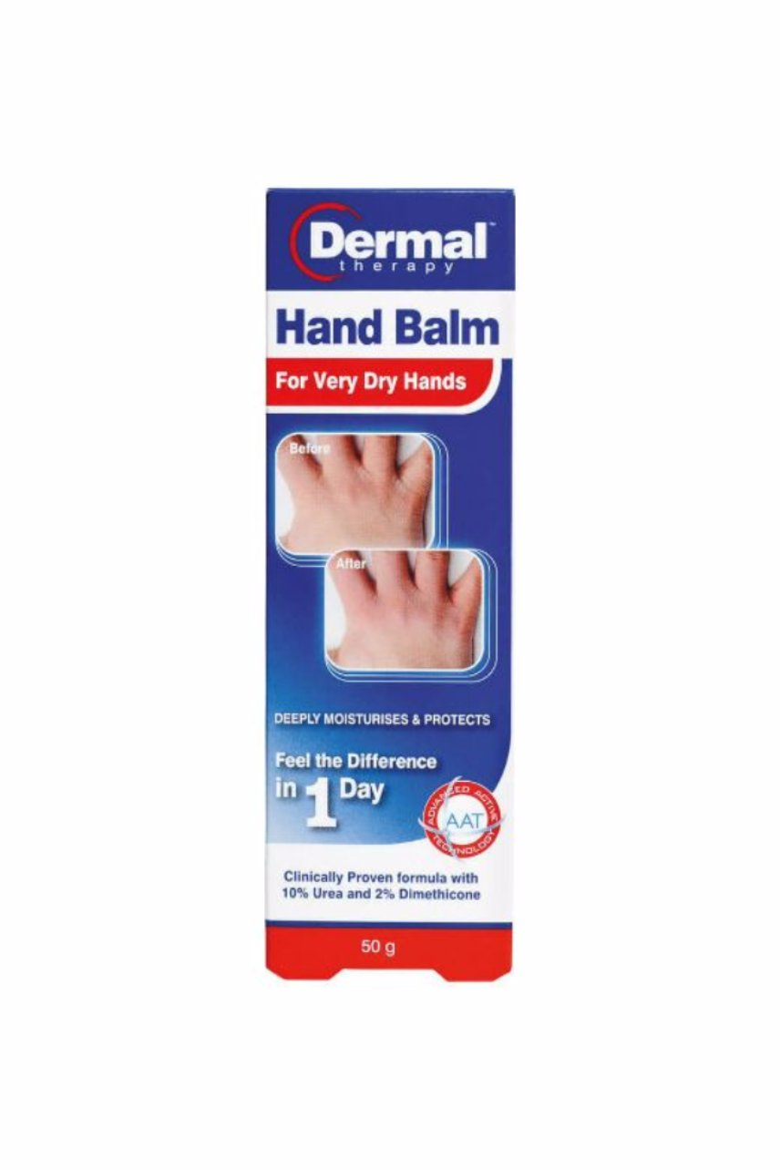 DERMAL THERAPY Hand Balm 50g - Life Pharmacy St Lukes