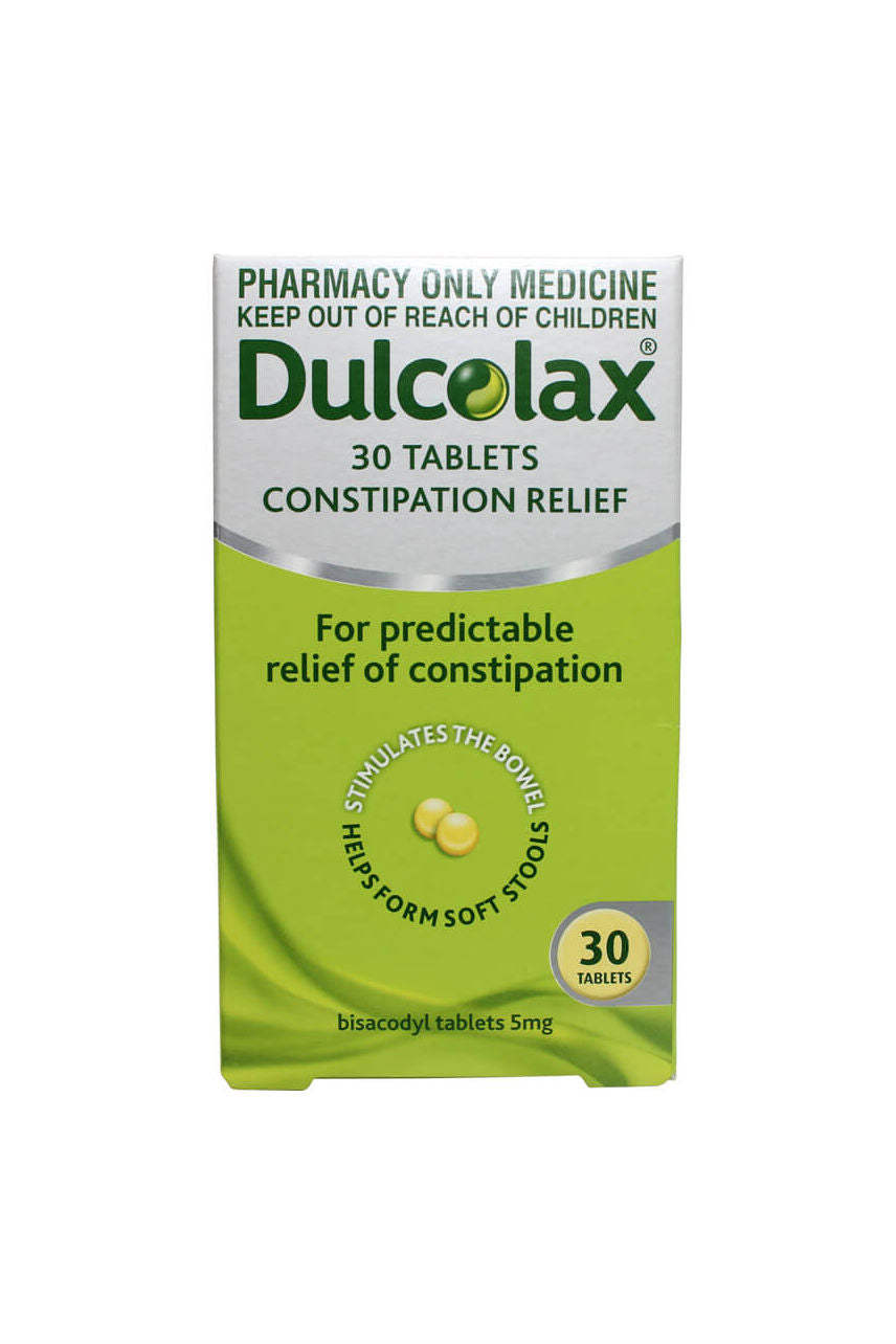 DULCOLAX 5mg 30tabs - Life Pharmacy St Lukes