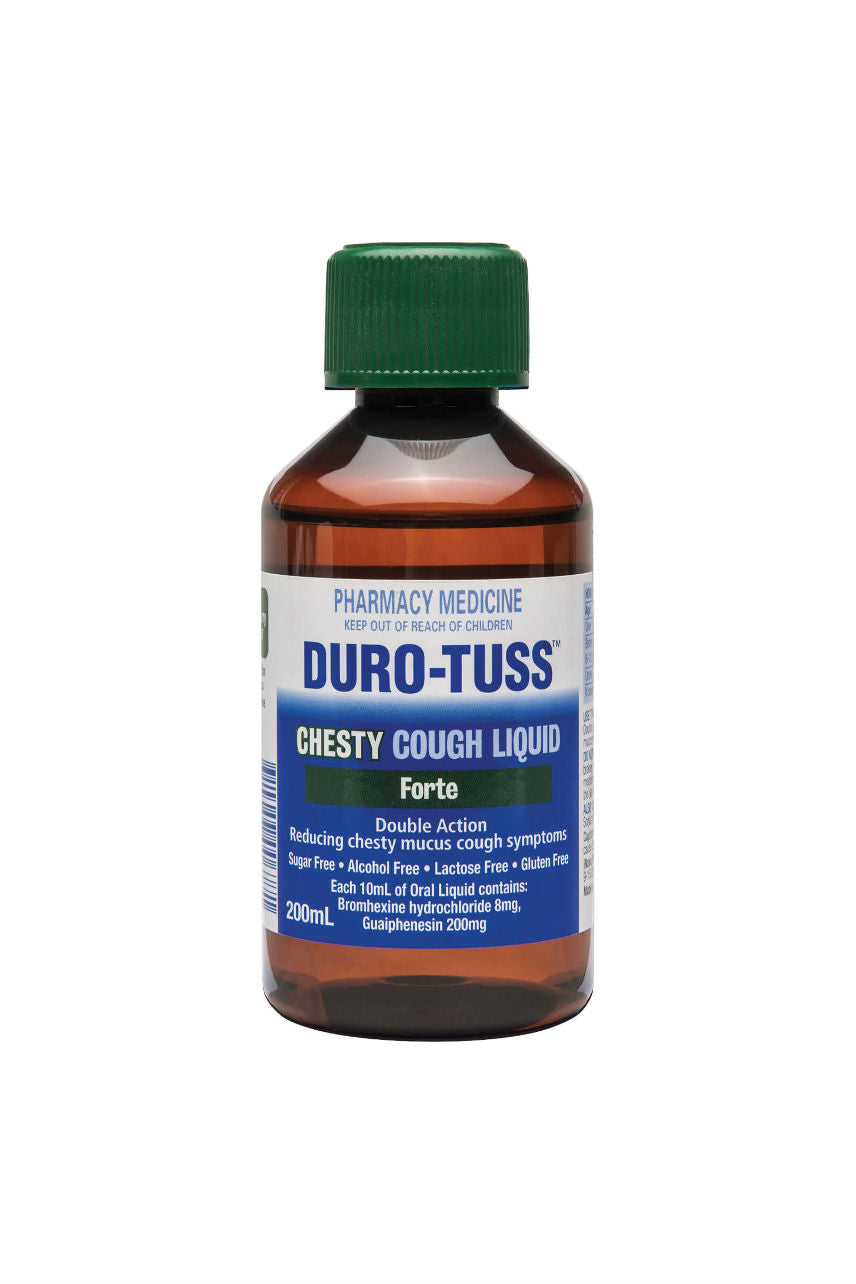 DURO-TUSS Chesty Cough Forte 200ml - Life Pharmacy St Lukes