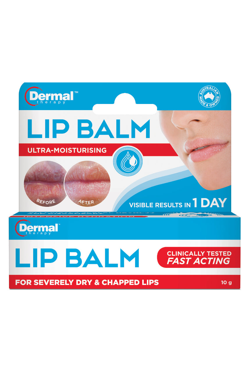 DERMAL THERAPY Lip Balm 10g - Life Pharmacy St Lukes