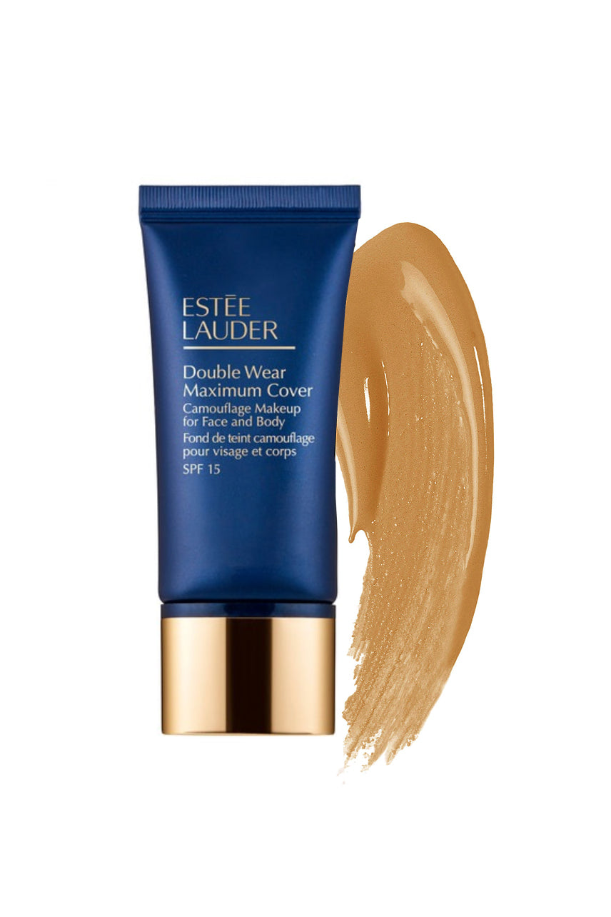 ESTÉE LAUDER Double Wear Maximum Cover Camouflage Makeup for Face and Body SPF 15 4N2 Spiced Sand - Life Pharmacy St Lukes