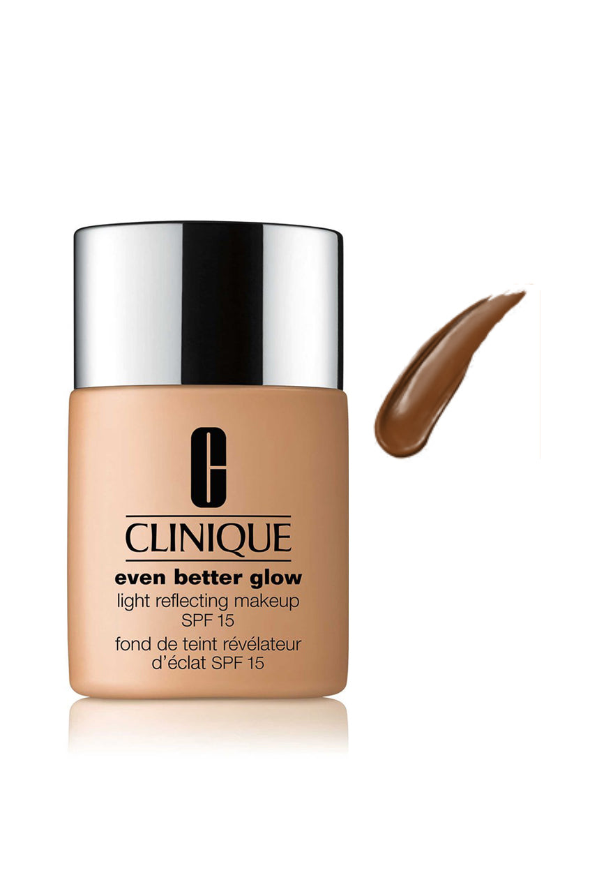 CLINIQUE Even Better Glow Light Reflecting Makeup SPF15 #CN126 Espresso 30ml - Life Pharmacy St Lukes