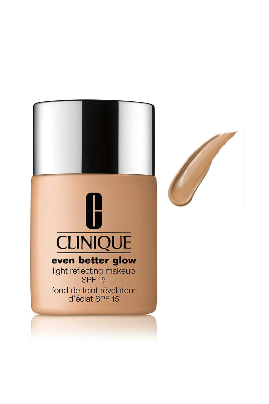 CLINIQUE Even Better Glow Light Reflecting Makeup SPF15 #WN76 Toasted Wheat 30ml - Life Pharmacy St Lukes