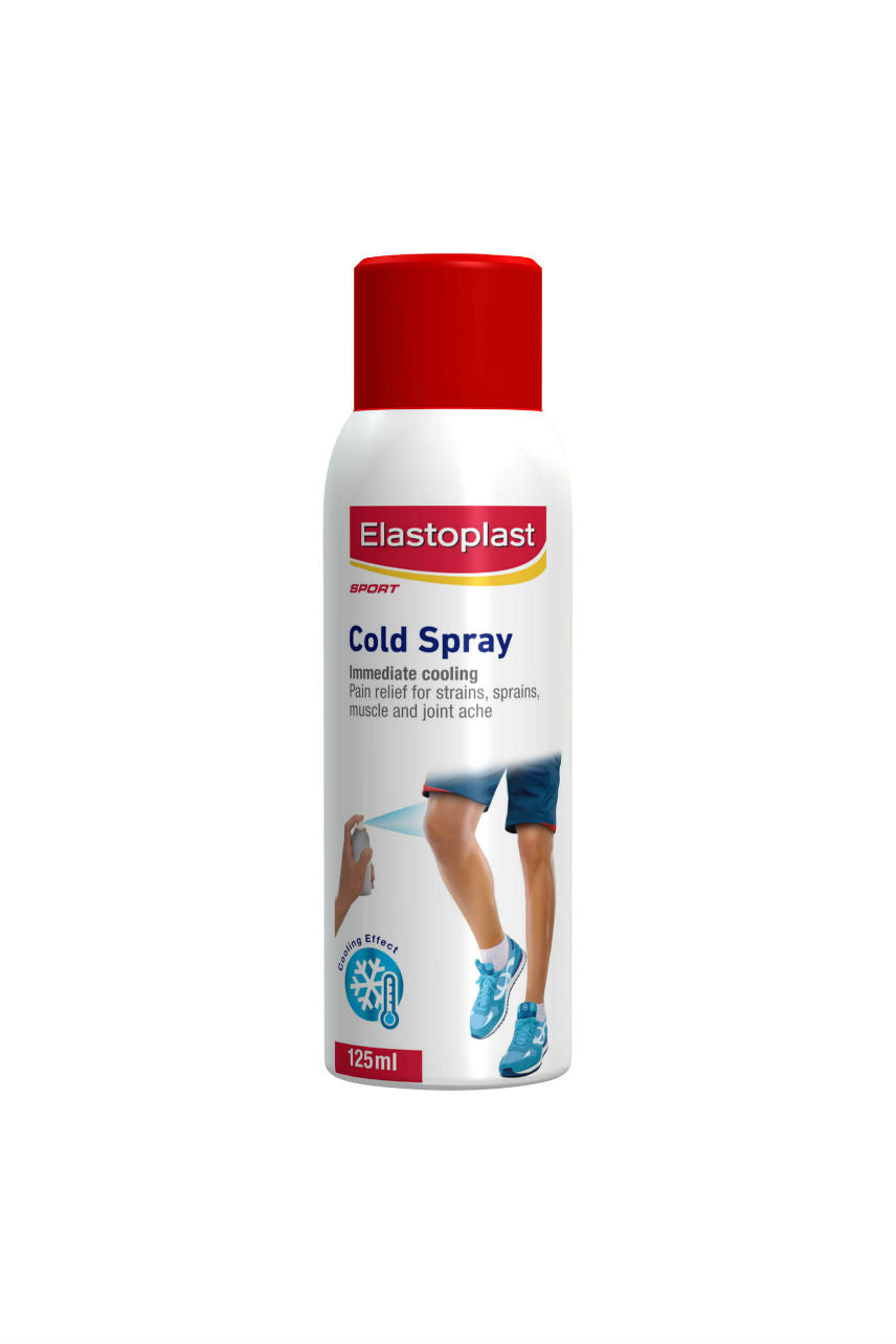 ELASTOPLAST Sport Cold Spray 75g/125ml - Life Pharmacy St Lukes