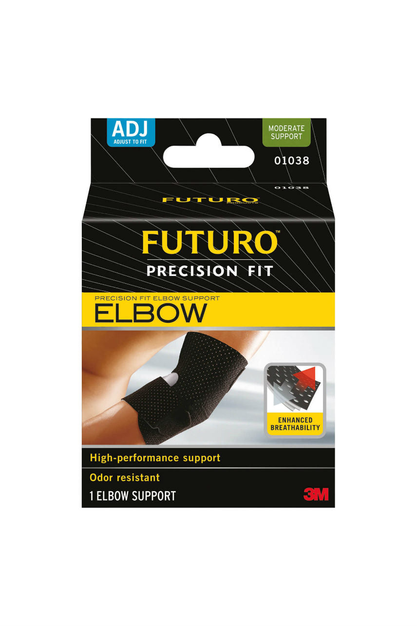 FUTURO Precision Fit Elbow Adjustable - Life Pharmacy St Lukes