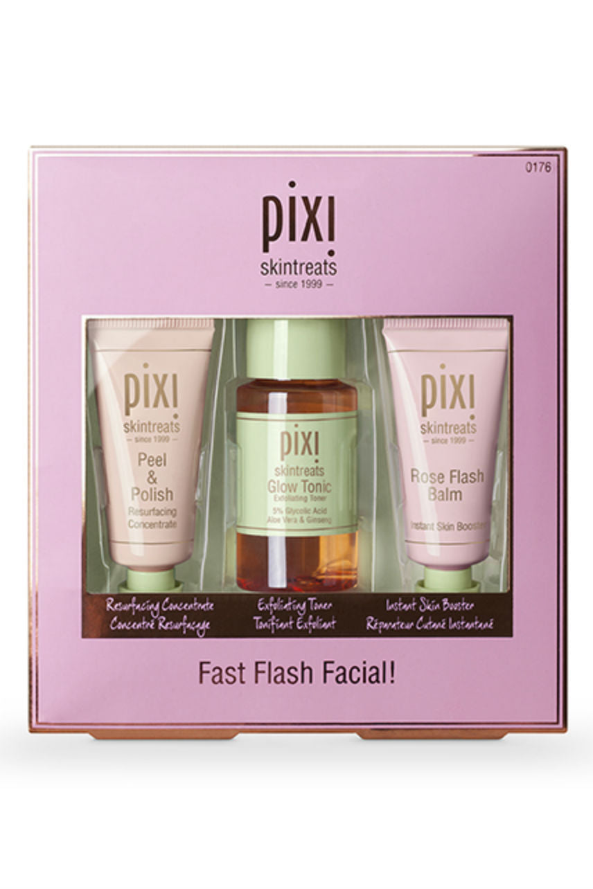 PIXI Fast Flash Facial! 15x40x15ml - Life Pharmacy St Lukes