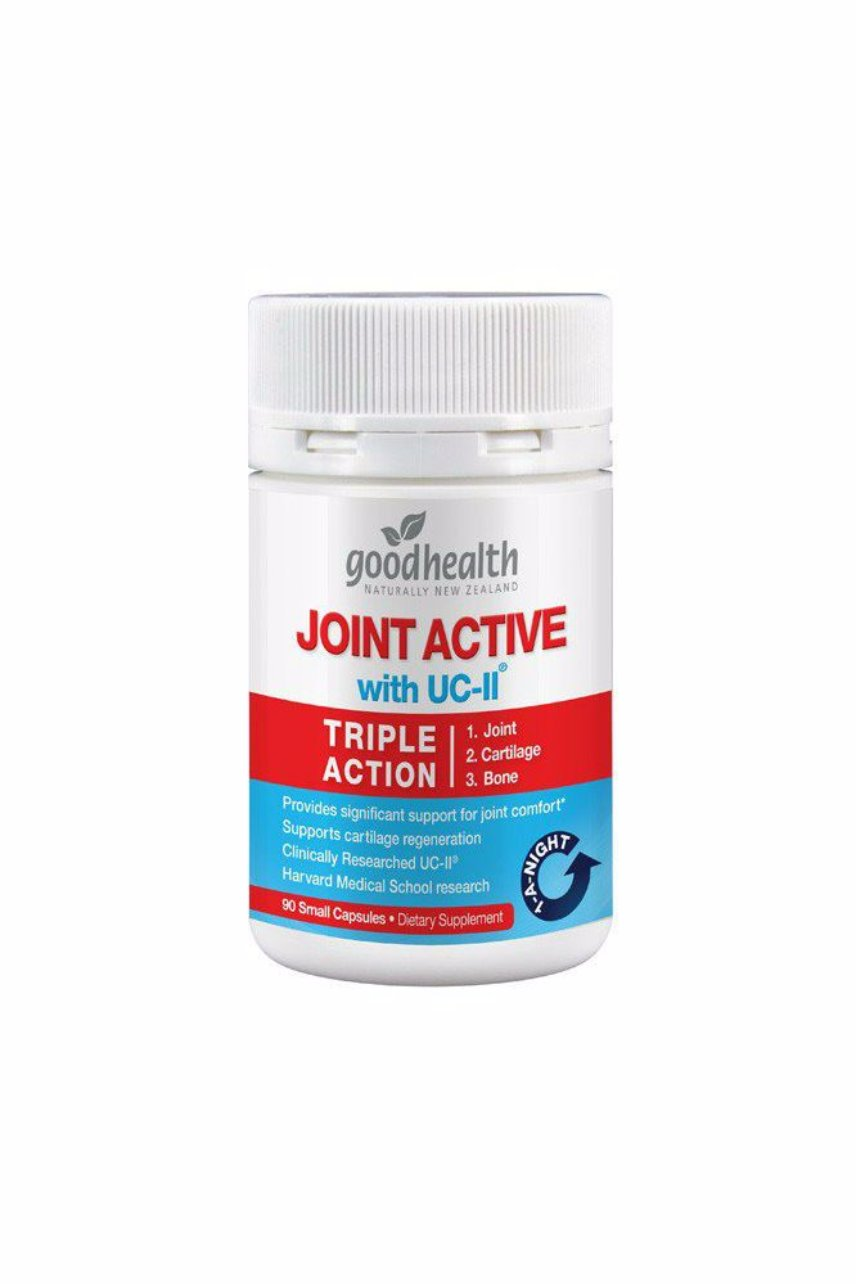 GOOD HEALTH Joint Active UC-II 90cap - Life Pharmacy St Lukes
