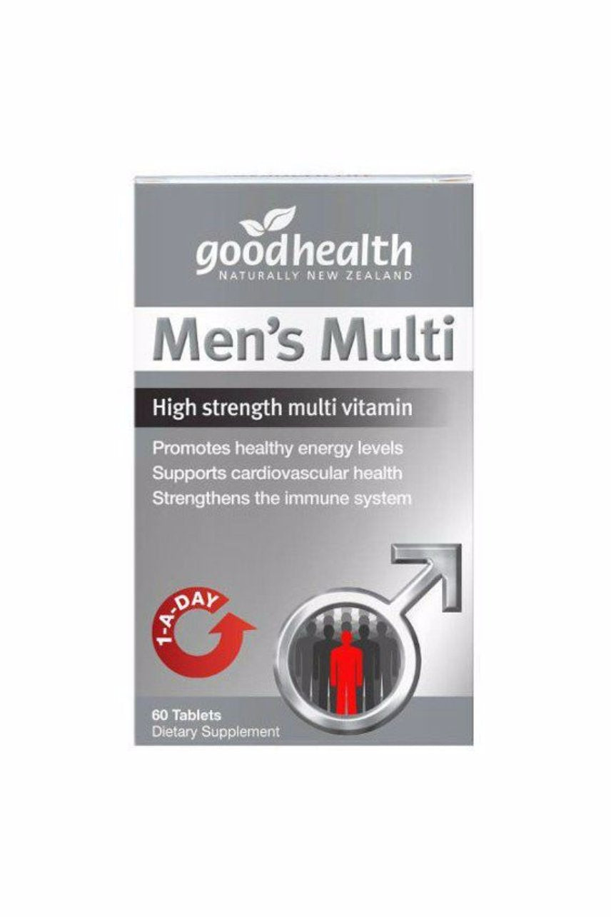 GOOD HEALTH Mens Multi 60tabs - Life Pharmacy St Lukes
