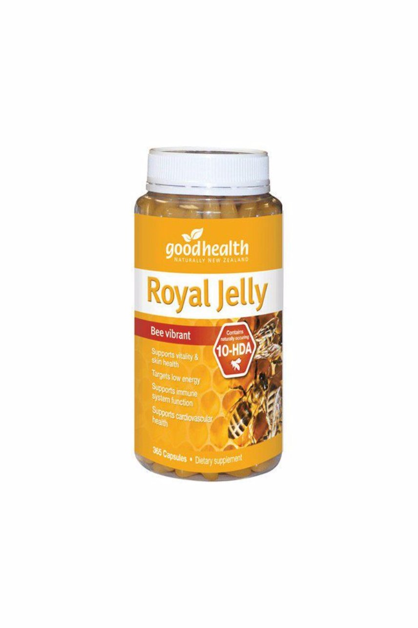 GOOD HEALTH Royal Jelly 365caps - Life Pharmacy St Lukes