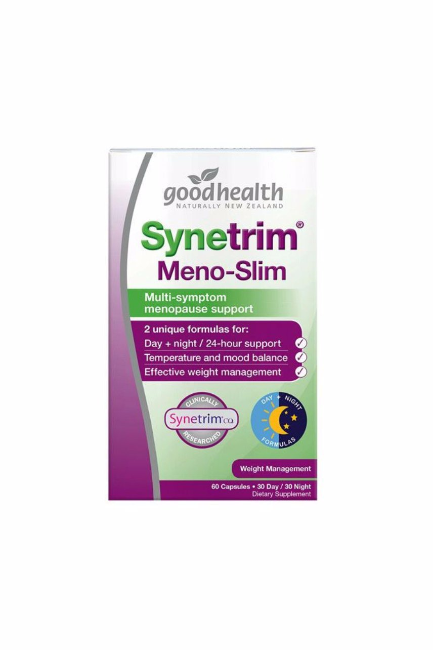 GOOD HEALTH Synetrim Meno-Slim 60caps - Life Pharmacy St Lukes