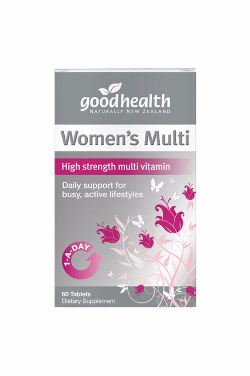 GOOD HEALTH Womens Multi 60tabs - Life Pharmacy St Lukes