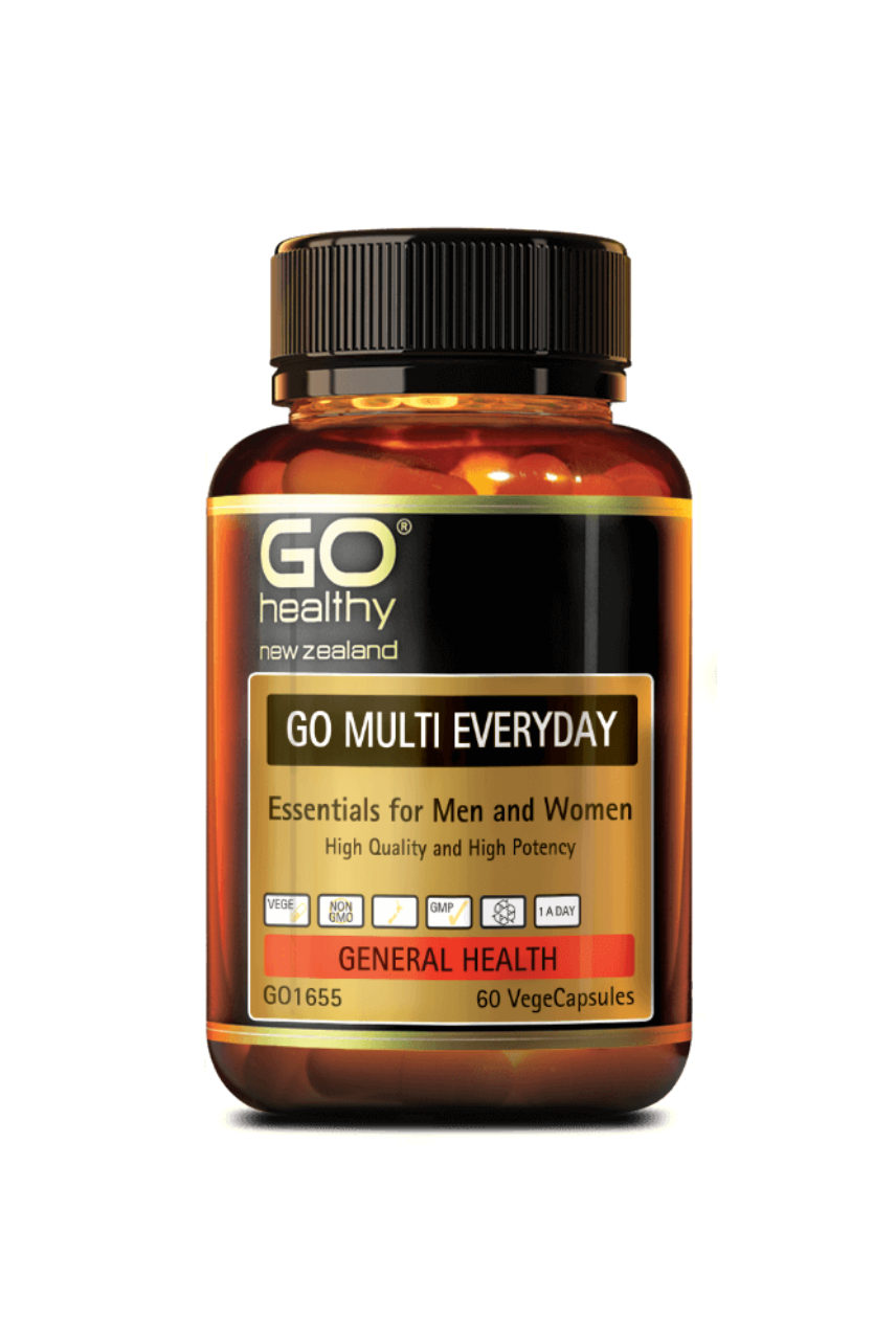 GO Healthy Multi Everyday 60vcaps - Life Pharmacy St Lukes