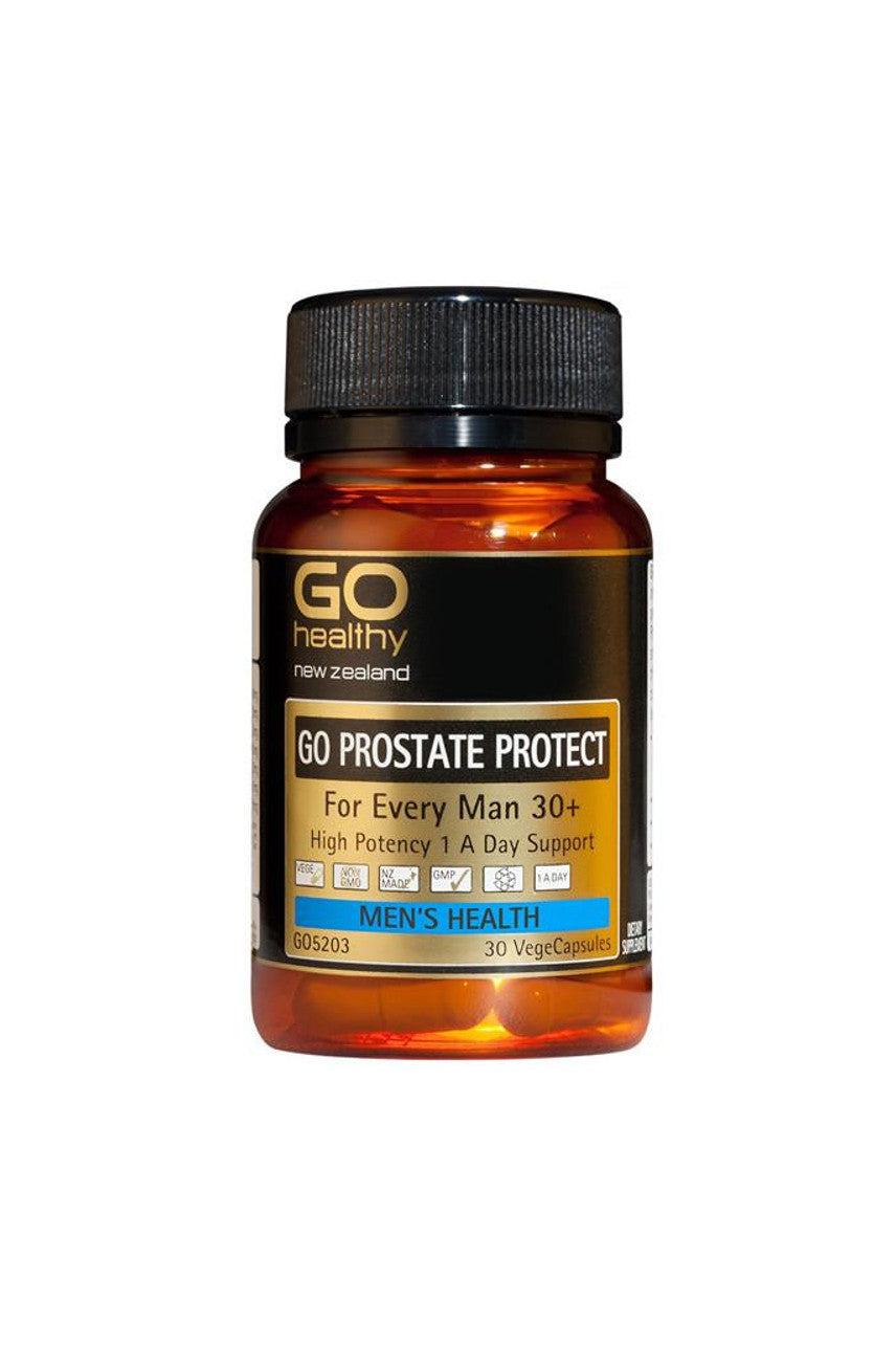 GO HEALTHY Prostate Protect 30vcaps - Life Pharmacy St Lukes
