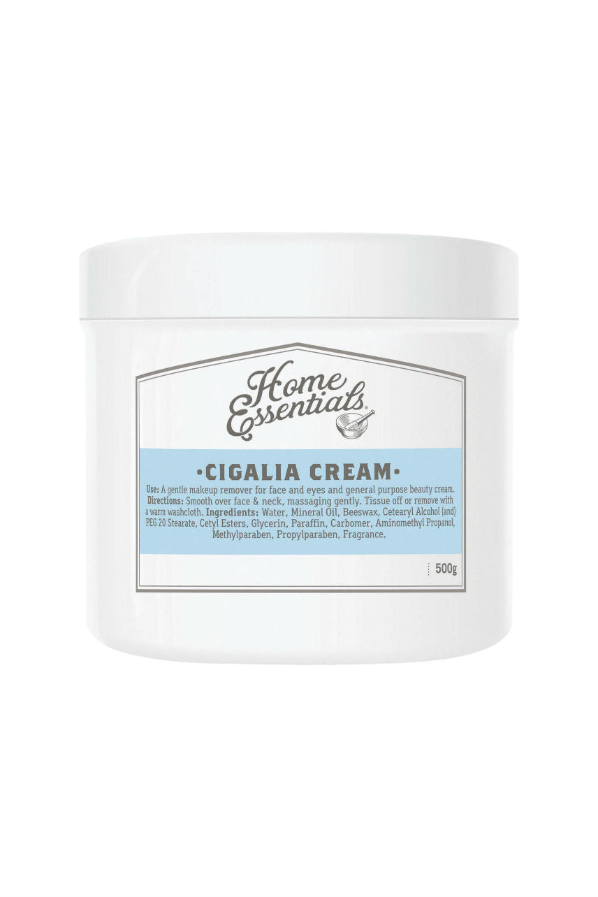 Home Essentials Cigalia Cold Cream 500g - Life Pharmacy St Lukes