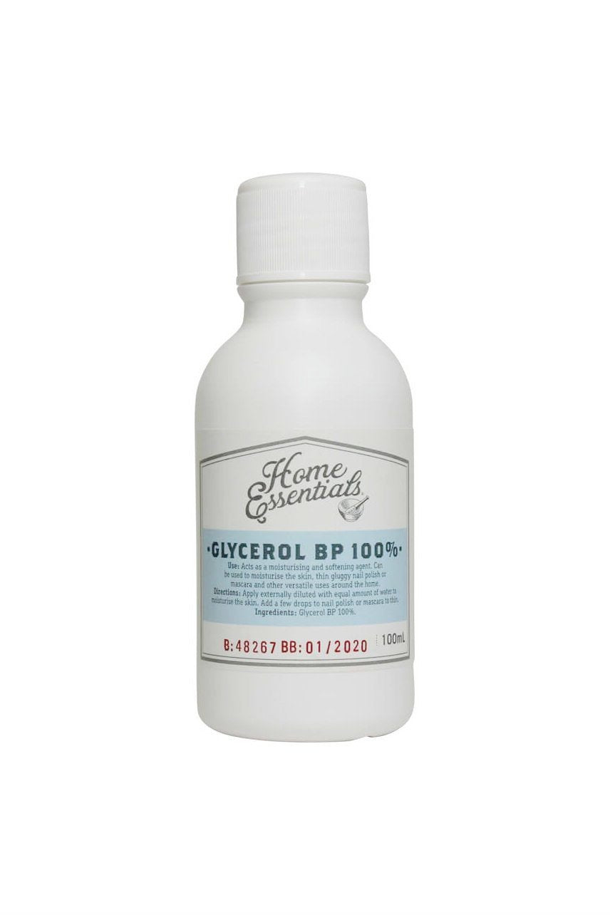 Home Essentials Glycerol BP 100% 100ml - Life Pharmacy St Lukes