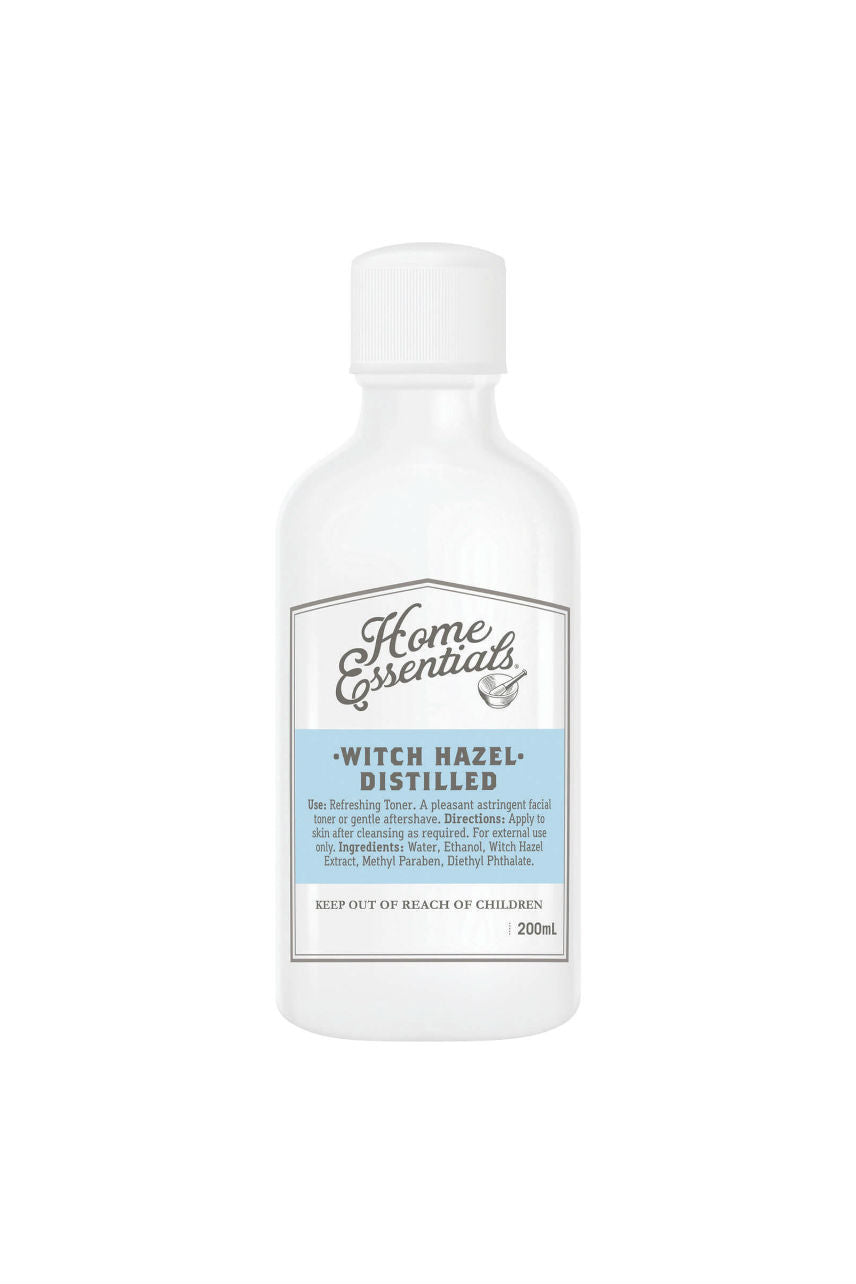 Home Essentials Witch Hazel Distilled 200ml - Life Pharmacy St Lukes