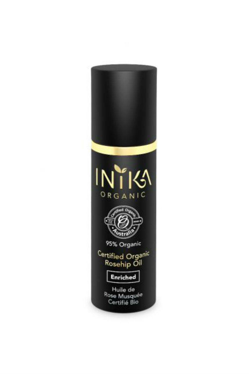 INIKA Enriched Rosehip Oil 50ml - Life Pharmacy St Lukes