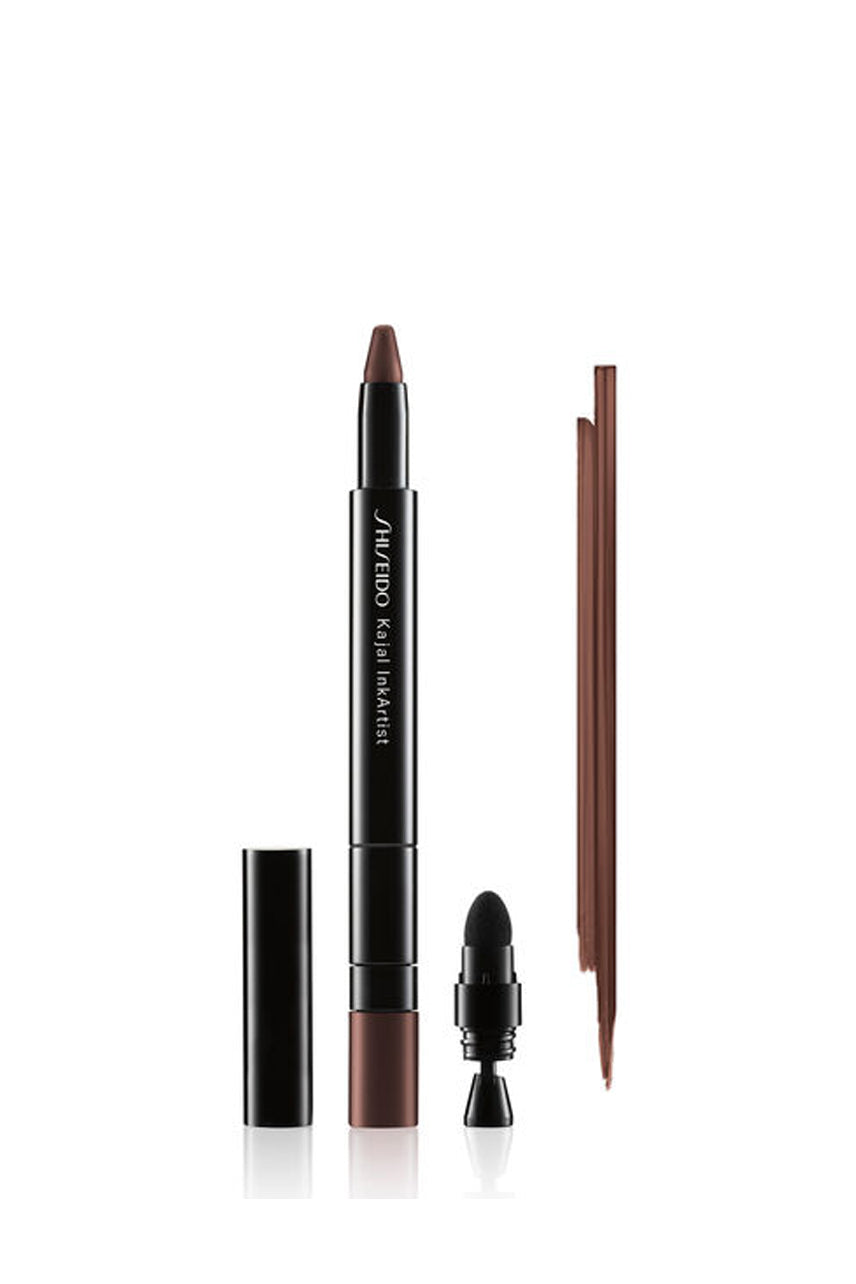 SHISEIDO Kajal InkArtist - Shadow, Liner, Brow 01 Tea House - Life Pharmacy St Lukes
