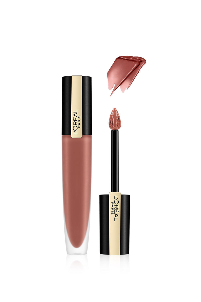 L'Oreal Paris Rouge Signature Matte Liquid Lipstick 116 I Explore - Life Pharmacy St Lukes