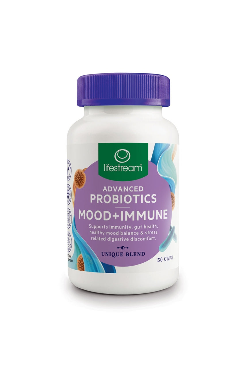 LIFESTREAM Advanced Probiotic Mood + Immune 30cap - Life Pharmacy St Lukes